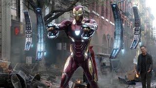 Мстители Война бесконечности - Железный человек