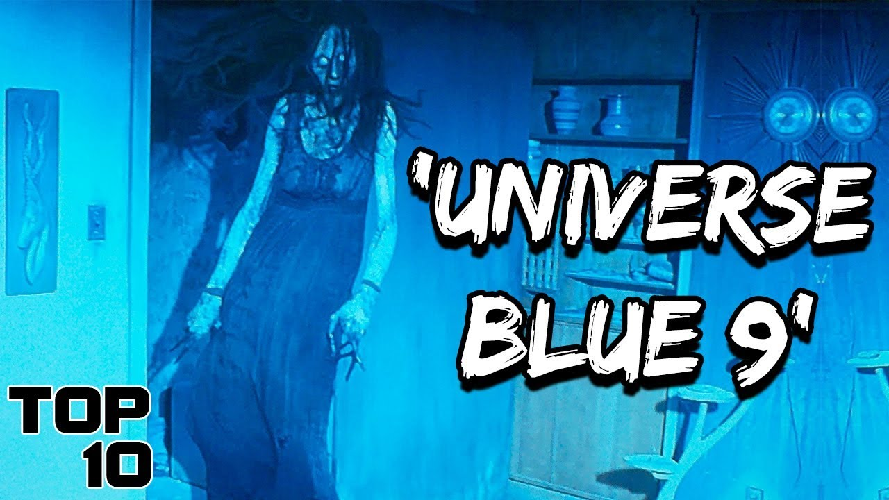 Top 10 Scary Parallel Universe Stories - Part 2