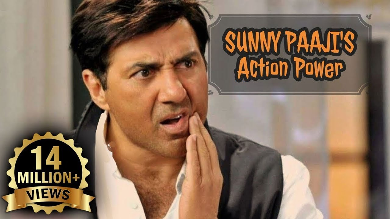 Sunny Deol Best Action Fight Scenes | Hindi Movies | Bollywood Action Movies | Sunny Deol
