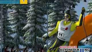 Bode Miller Alpine Skiing - PS2 [PSXHAVEN.COM]