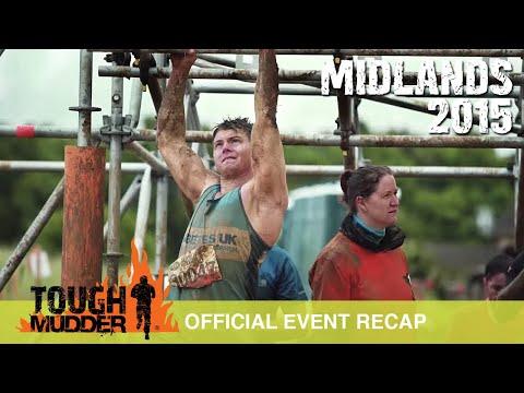 Midlands UK 2015 (Official Event Video)   Tough Mudder