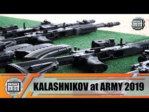 Review New SV-18 12.7mm .50 Caliber Kalashnikov Sniper Rifle Army-2019 Defense Exhibition Russia