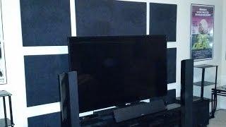 Samsung 4K UN75JU6500 75 Inch 4K Ultra HD Smart LED TV And Light Bleed Fix