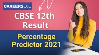 👉 CBSE 12th Result/Percentage Predictor 2021 | Try it Free ! | Student Must not Miss