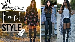 Fall Outfits of the Week: My Style Lookbook