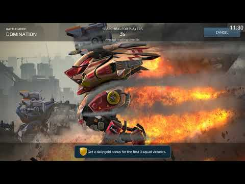 War Robots School's out! Get ready for some awesome battles!