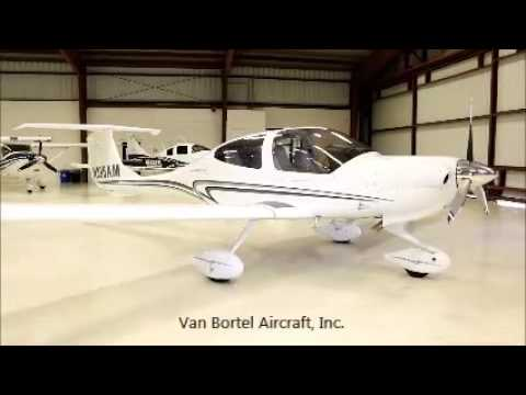 2008 Diamond DA50 XLS – N896AM