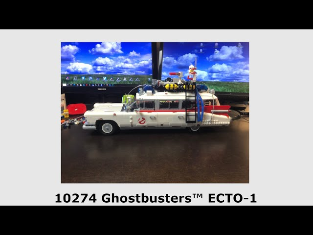 10274 Ghostbusters™ ECTO-1 | Speed Build