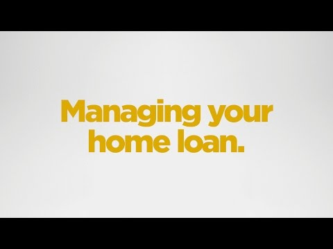 ME Internet Banking - managing your home loan