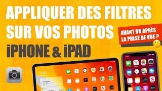 Download lagu iPhone iPad Ajouter des filtres sur vos photos avant ou après la prise de vue MP3