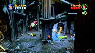 We Play Lego Harry Potter Years 1-4 - Face Of The Enemy - The Puzzles