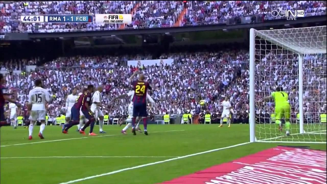 Real Madrid Barcelona 3 1 Full Match Highlights Youtube