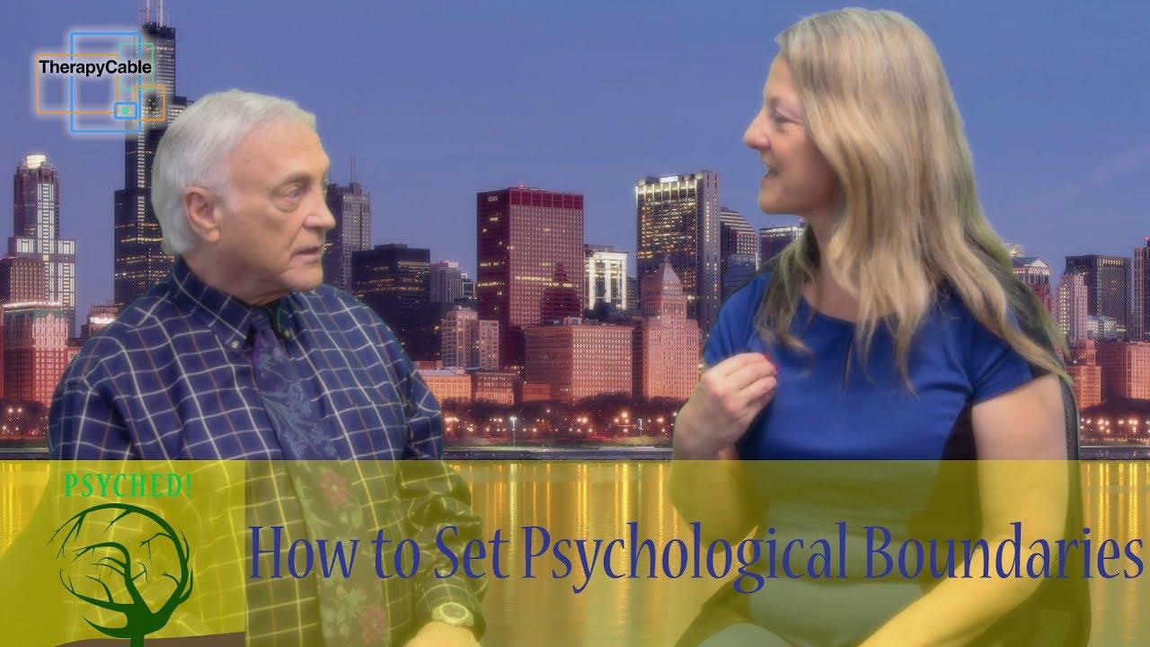 How to Set Psychological Boundaries