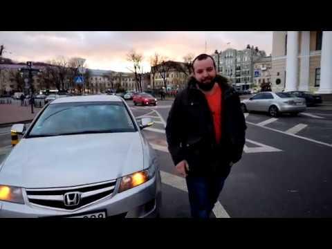 Honda Accord 7 Бенз против Дизеля