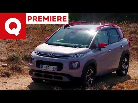Citroën C3 Aircross: prime impressioni di guida | Quattroruote