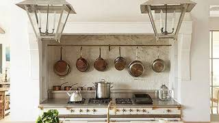 50 European Farmhouse Kitchen Décor Ideas Part II