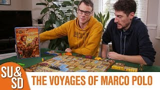 The Voyages of Marco Polo - Shut Up & Sit Down Review