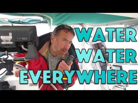 Water, Water Everywhere, Nor Any Drop To Drink | #6 | DrakeParagon Sailing Season 4