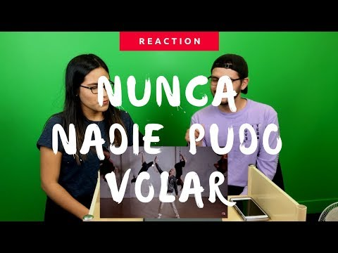 La Casa Azul | Nunca Nadie Pudo Volar (Official Video) Reaction | The Millennial Chisme