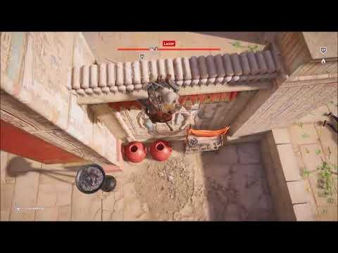 ACO [PS4] The Curse of the Pharaohs [DLC] Locatie: Luxor