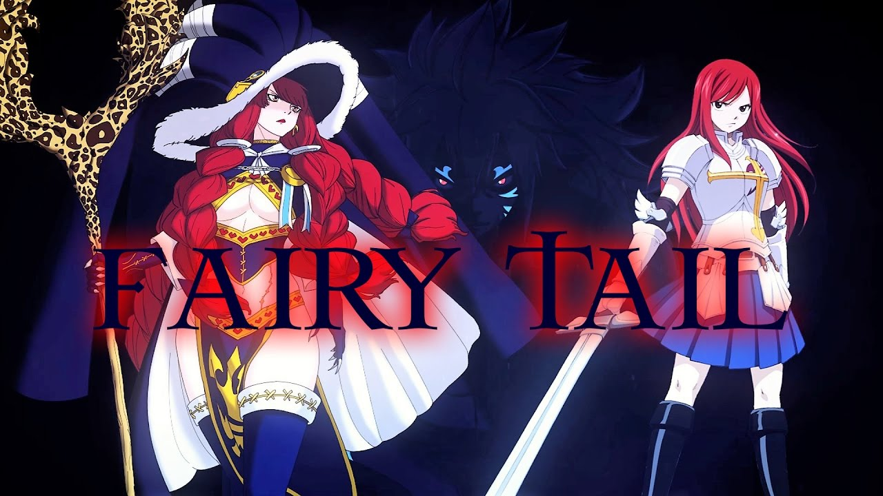Download 【MAD】Fairy Tail Opening 24 Tartaros/Arbaless Arc『RIOT』
