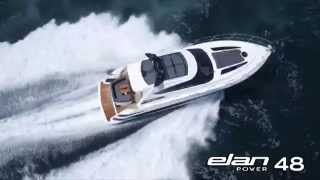 ELAN POWER 48 | New Sports Cruiser available from Williams Yacht in Sydney