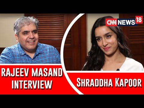Shraddha Kapoor interview with Rajeev Masand I Saaho Mp3