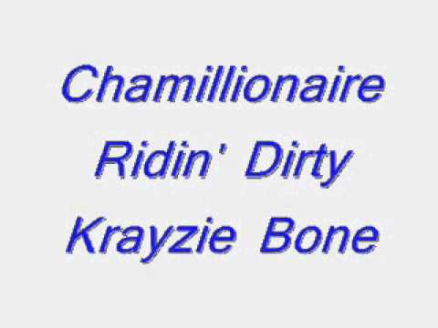musica chamillionaire ridin dirty