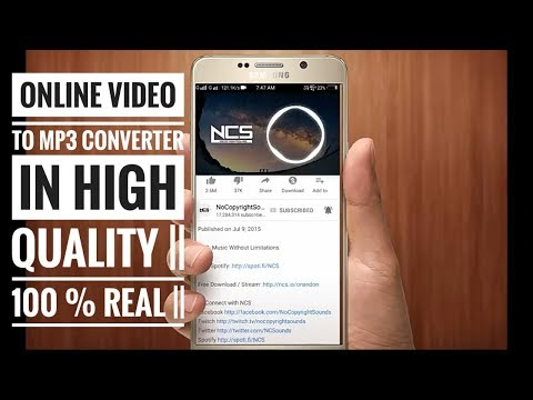 YOUTUBE VIDEO TO MP3 CONVERT IN HIGH QUALITY MUSIC || IN ONE CLICK 2018 ||