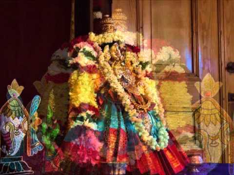 Divine Sanskrit Prayer from Atharva Rahasya -