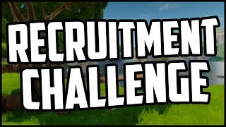 How To Join Twizz Clan ( Fortnite 🔥 Rocket league 🔥 Call of Duty ) Recruitment challenge