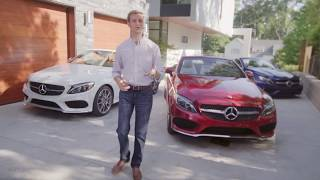 Mercedes-Benz C-Class Cabriolet Walk Around