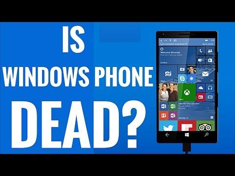 Is Windows Phone Dead?