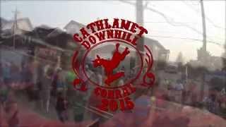 2015 Cathlamet Downhill Corral - Mule Kicker - Longboarding Big Air