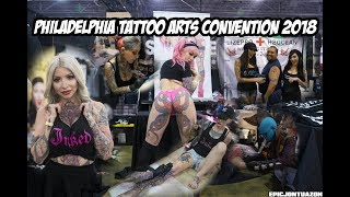 Philadelphia Tattoo Arts Convention 2018 | Villain Arts