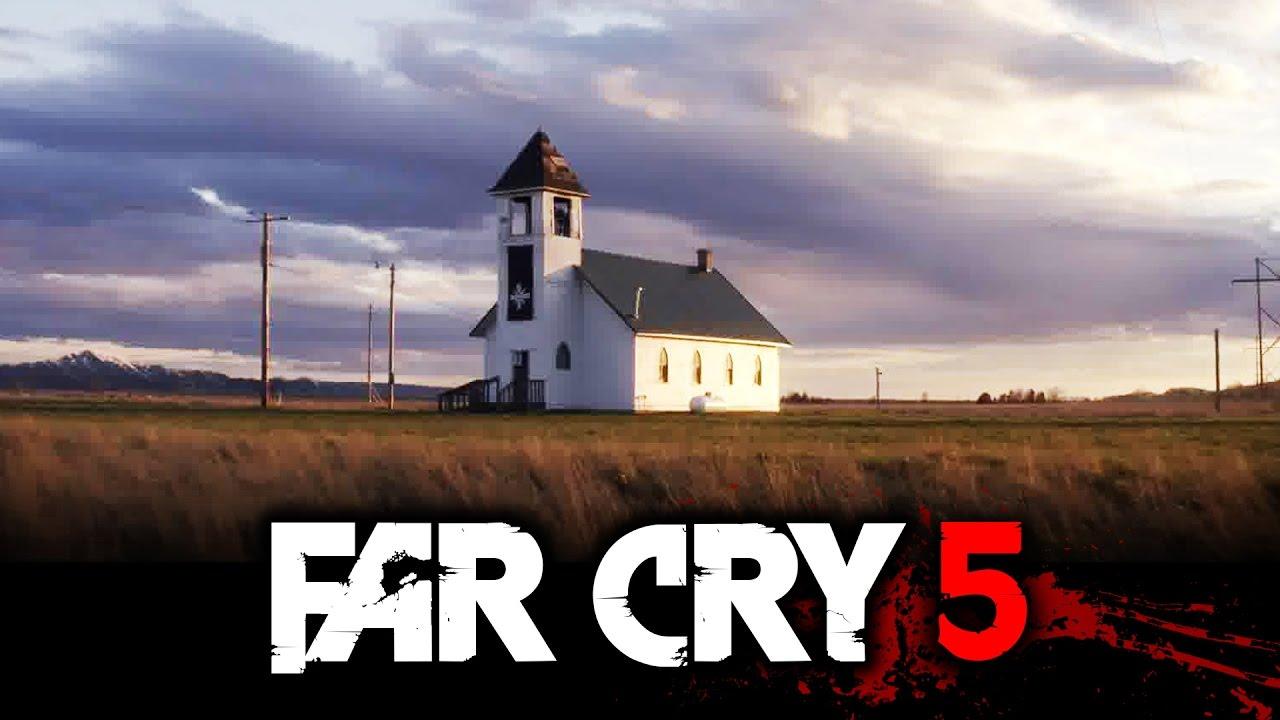 far cry 5 gameplay trailer