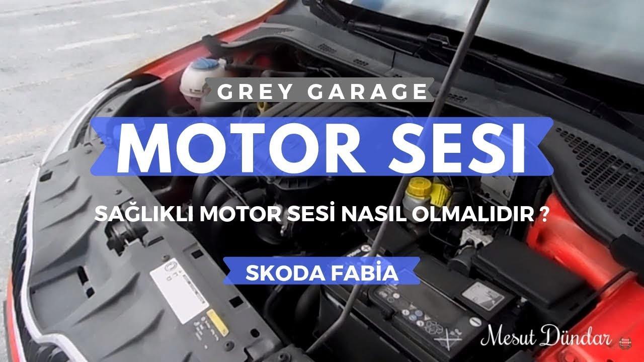 Motor Sesi | Skoda Fabia 1.0 MPi 70 Hp 2015 Model - YouTube