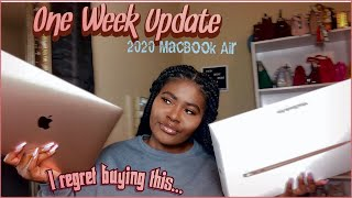 WHY I REGRET BUYING THE 2020 MACBOOK AIR.. DO NOT BUY IT!!! / Simply Gmiiny