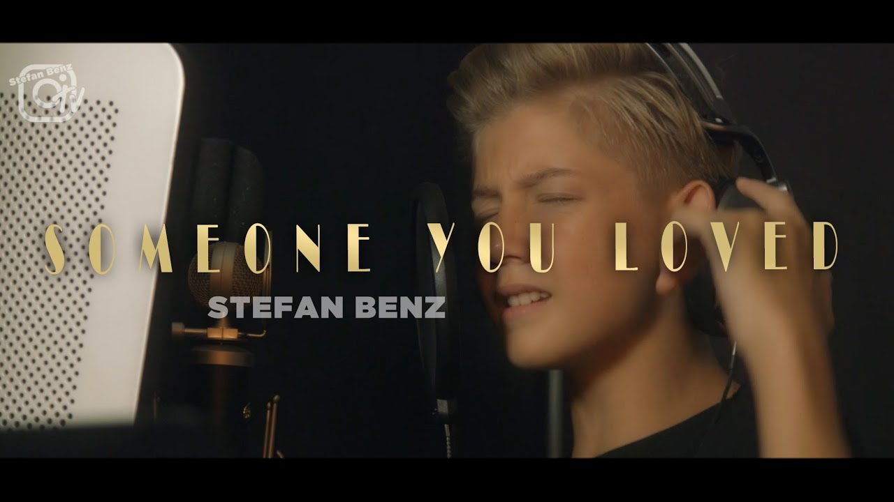Lewis Capaldi - Someone You Loved (Stefan Benz Cover)