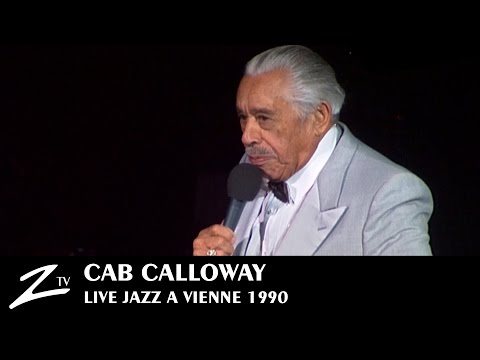 Cab Calloway - St James Infirmary & Minnie The Moocher - LIVE