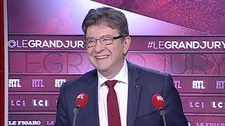 «MACRON DONNE BEAUCOUP D'ARGENT AUX PLUS RICHES» - Mélenchon