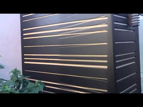 Modern storage shed Santa Monica Los Angeles YouTube