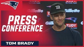 Tom Brady 10/19: On facing the Bears and improvements with Josh Gordon