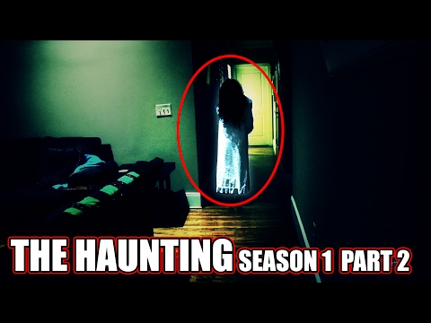 The Haunting (Series 1) (Part 2)  [ Ghost caught on video tape ]