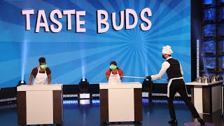 Fans Taste Sweet Success in a Game of 'Taste Buds'