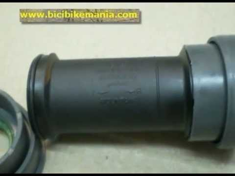 Campagnolo Ultra Torque OS-Fit Bike Bottom Bracket Cups Integrated-BB30 86.5x41