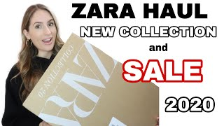 Zara HAUL 2020 New Collection …