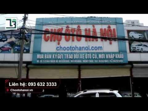 Bán xe Daewoo Matiz SE 0.8 MT 2002 -  Mua bán xe ô tô cũ tại Chợ ô tô Hà Nội - Sài Gòn
