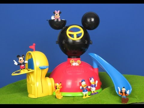 MICKY MAUS WUNDERHAUS deutsch: ZAHLEN lernen Mickey Mouse, Donald Duck | Diseny Mickey Mouse deutsch