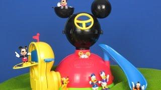 MICKY MAUS Wunderhaus Unboxing: Zahlen lernen mit Donald Duck | Spielsachen deutsch